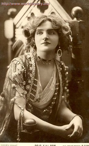 Beauties. Late 19th & Early 20th Century
