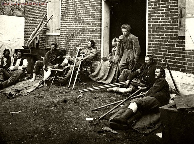 Photographers of the American Civil War