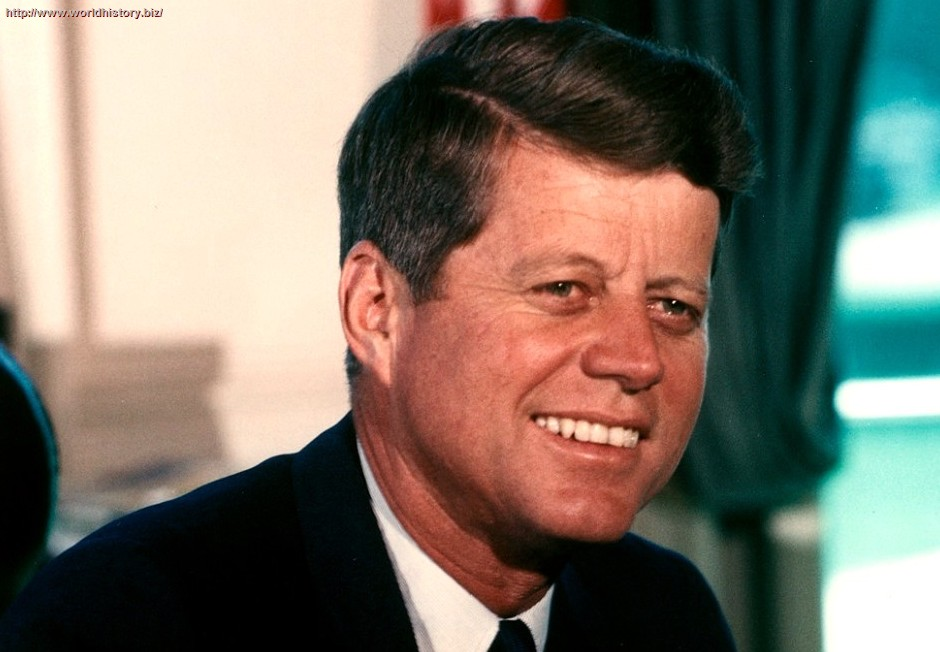 an analysis of john fitzgerald kennedy as the 35th president of the united states
