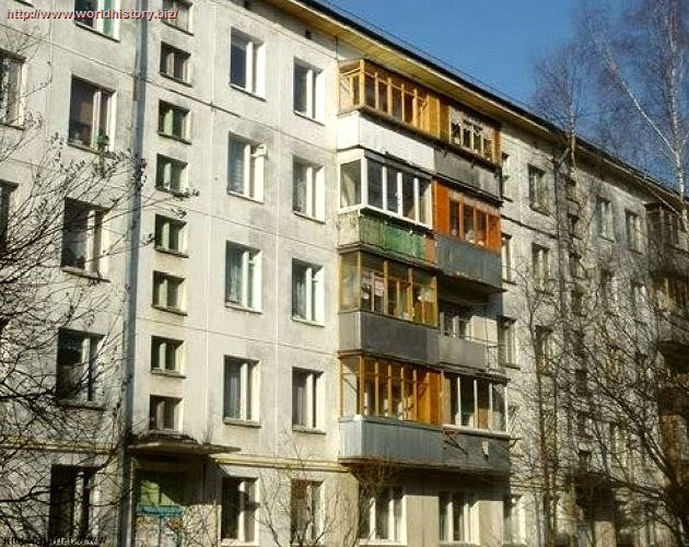 Housing in the USSR