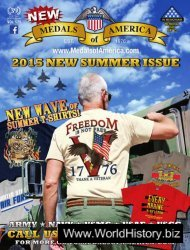 Medals of America 2015 New Summer Issue