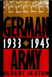 The German Army, 1933-1945