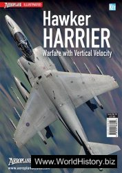 Hawker Harrier: Warfare with Vertical Velocity (Aeroplane Icons)