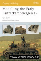 Modelling the Early Panzerkampfwagen IV (Osprey Modelling №26)