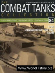 T-72M1 (The Combat Tanks Collection 84)