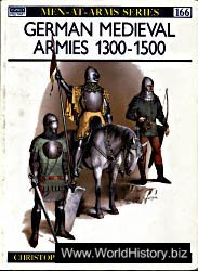 German Medieval Armies 1300-1500