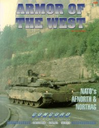 Armor of the West: NATO's Afnorth & Northag