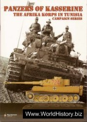 Panzers of Kasserine The Afrika Korps in Tunisia