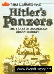 Tanks illustrated No 27 - Hitler's Panzers The Years of Aggression