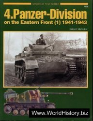 Concord 7025 - Panzer-Division On The Eastern Front (1) - 1941-1943