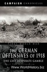 The German Offensives of 1918: The Last Desperate Gamble
