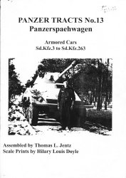 Armored Cars SdKfz.3 to SdKfz.263. Panzer