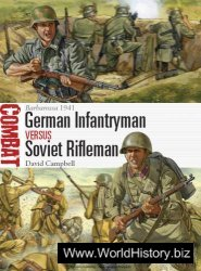German Infantryman vs Soviet Rifleman: Barbarossa 1941
