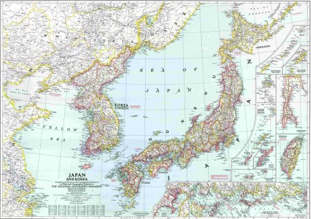 Historical Maps of Japan