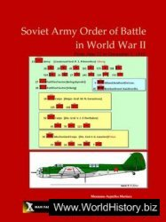 Soviet Army Order of Battle in World War II: From June 22 to December 1, 1941