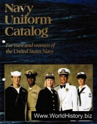 Navy Uniform Catalog for Men and Women of the United States Navy