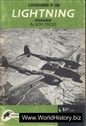 Kookaburra Technical manual. Series 1, no.3 - Lockheed P-38 Lightning Described