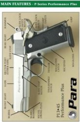 Safety and Instruction Manual - Para. P - Series Performance Plus