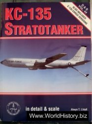 Kc-135 Stratotanker In Detail & Scale
