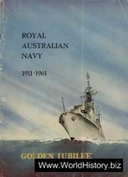 Royal Australian Navy 1911-1961 Golden Jubilee