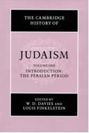 The Cambridge History of Judaism. Vol. 1-4