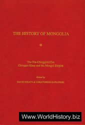 The History of Mongolia