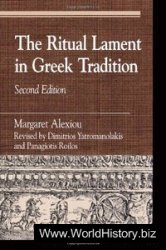The Ritual Lament in Greek Tradition, 2nd edition