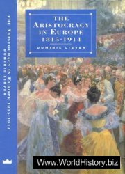The Aristocracy in Europe 1815-1914
