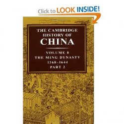 Cambridge History of China