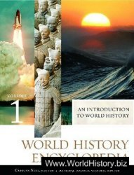 World History Encyclopedia (21 Volumes)