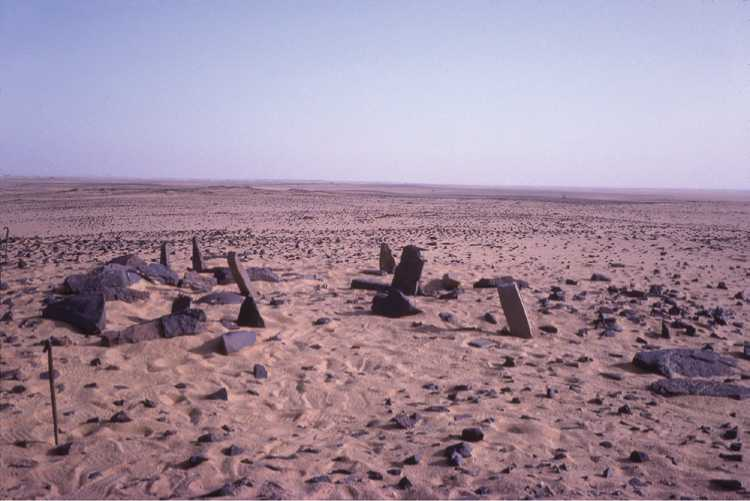 African Megaliths | Egyptsearch Reloaded |Nabta Playa Monolith