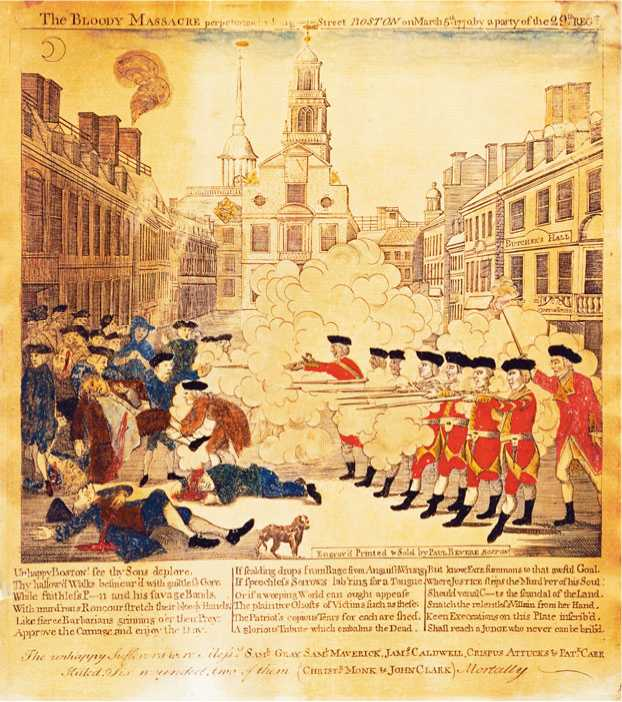 an analysis of the boston massacre Tracing the evolution of an american identity through the study & analysis of the boston massacre orations (1771-1783) by brendan shea history.