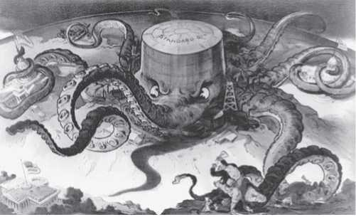 standard oil company dominated the oil refining industry of the us Rockefeller dominated the  of the standard oil company in the refining industry was due to unfair  breakup form the core of today's us oil industry.