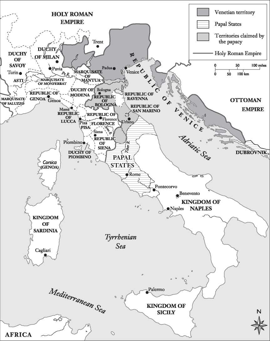 Reaissance Italy Map   Pics   Download  