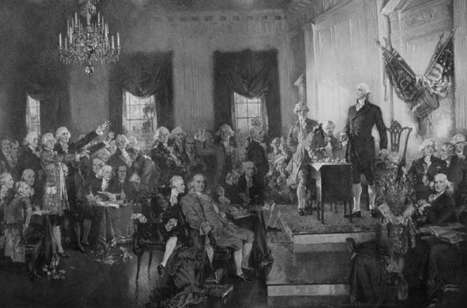 federal convention at philadelphia 1787 1789 essay