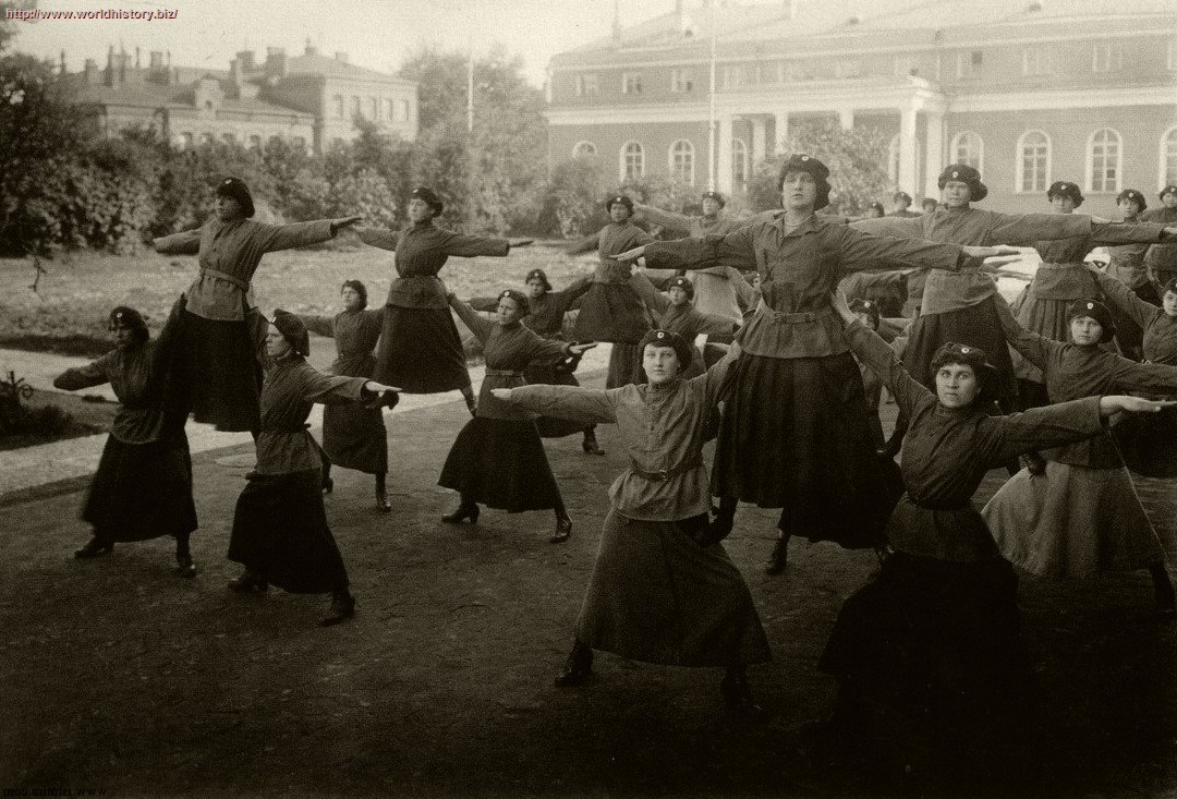 Sport in the USSR: Physical Culture 1920-1930