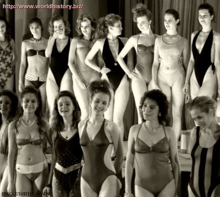 The First Soviet Beauty Pageant