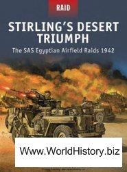 Stirling's Desert Triumph (Osprey Raid 49)