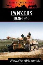 Panzers 1936-1945 (Hitler's War Machine)