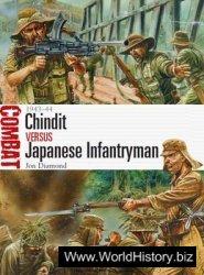 Chindit vs Japanese Infantryman 1943-1944 (Osprey Combat 10)