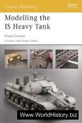 Modelling the IS Heavy Tank (Osprey Modelling №9)