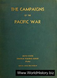 The campaigns of the Pacific war