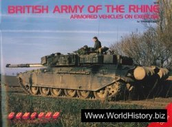 Concord 1012 - British Army Of The Rhine