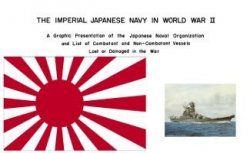Imperial Japanese Navy in World War II - A Graphic Presentation of the Japanese Naval Organization