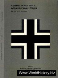 Mechanized Army and Waffen-SS Units