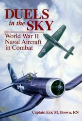 Duels in the Sky: World War II Naval Aircraft in Combat