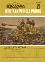 Bellona Military Vehicle Prints