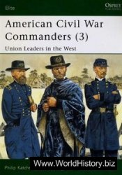 Osprey Elite 89 - American Civil War Commanders