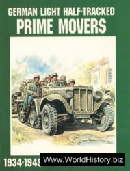 German Light Half Tracked Prime Movers, 1934-45