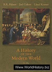 A History of the Modern World, To 1815 (Volume 1), 10th edition
